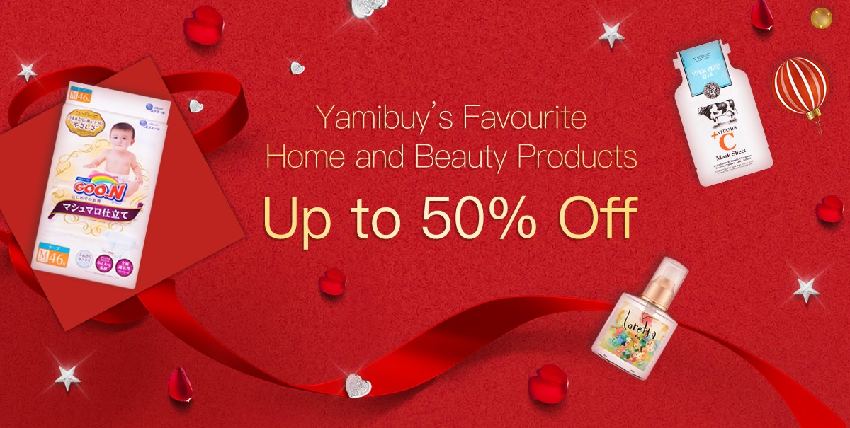 5.15 Flash Sale On Beauty and Home
