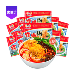 LIUQUAN Instant Spicy Rice Noodle 268g x 10