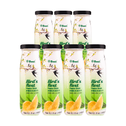 BWELL Brid's Nest Pandan Drink 180ml×7
