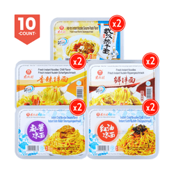 NANJIECUN Instant Noodle x 10
